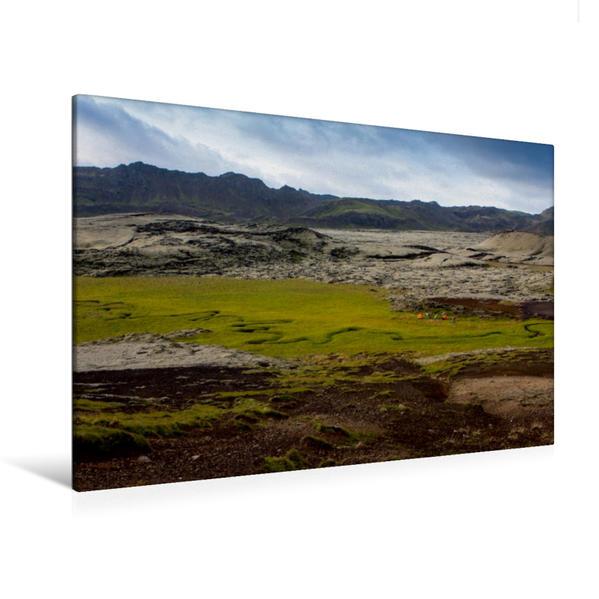 Premium Textil-Leinwand 120 cm x 80 cm quer, Ein Motiv aus dem Kalender BIKE ISLAND | Wandbild, Bild auf Keilrahmen, Fertigbild auf echter Leinwand, Leinwanddruck - Coverbild