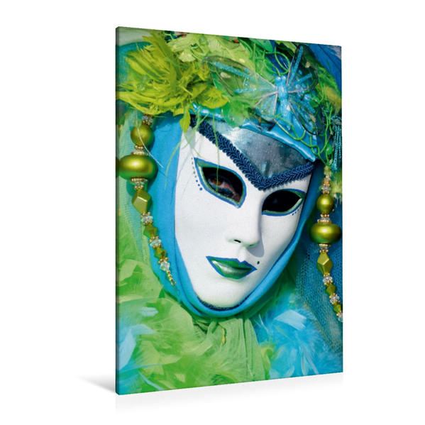 Premium Textil-Leinwand 80 cm x 120 cm  hoch, Perlen und Spitzen | Wandbild, Bild auf Keilrahmen, Fertigbild auf echter Leinwand, Leinwanddruck - Coverbild