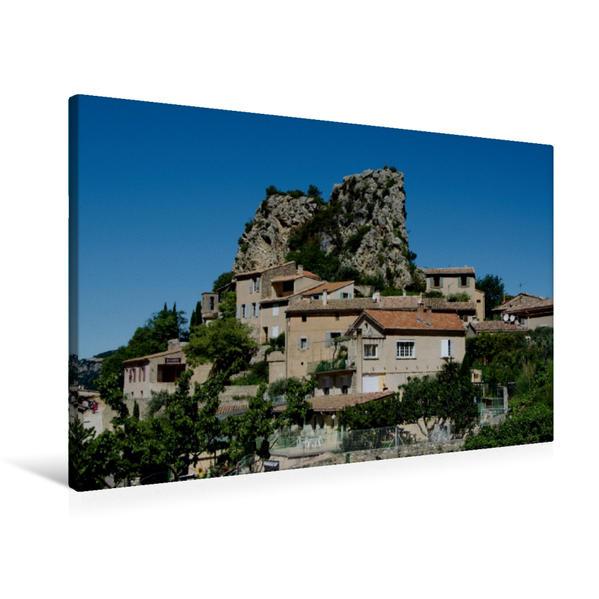 Premium Textil-Leinwand 90 cm x 60 cm quer, Suzette | Wandbild, Bild auf Keilrahmen, Fertigbild auf echter Leinwand, Leinwanddruck - Coverbild