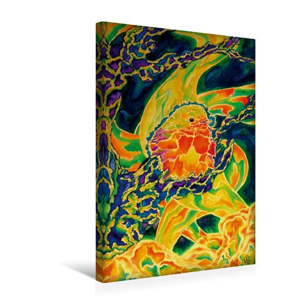 Premium Textil-Leinwand 30 cm x 45 cm hoch, Heilende Ströme | Wandbild, Bild auf Keilrahmen, Fertigbild auf echter Leinwand, Leinwanddruck - Coverbild
