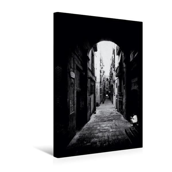 Premium Textil-Leinwand 30 cm x 45 cm hoch, Kurze Pause | Wandbild, Bild auf Keilrahmen, Fertigbild auf echter Leinwand, Leinwanddruck - Coverbild