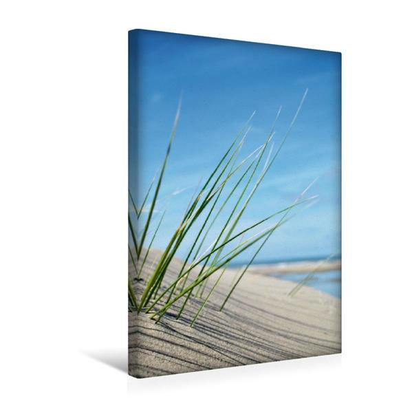 Premium Textil-Leinwand 30 cm x 45 cm hoch, Ein Motiv aus dem Kalender Maritime Eindrücke   Wandbild, Bild auf Keilrahmen, Fertigbild auf echter Leinwand, Leinwanddruck - Coverbild