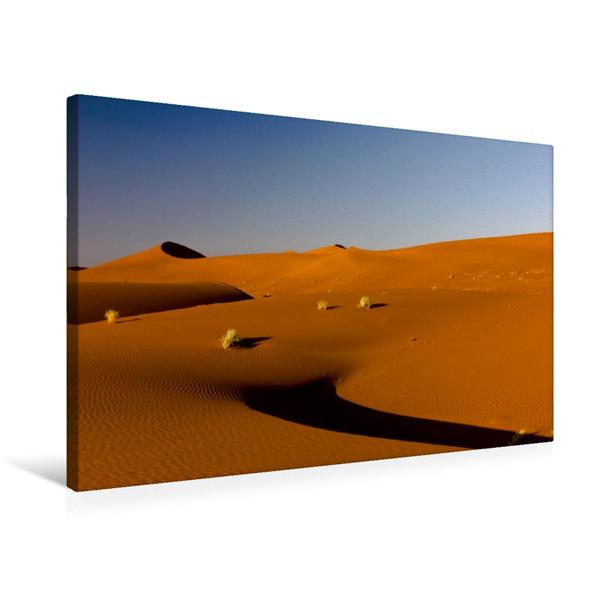 Premium Textil-Leinwand 75 cm x 50 cm quer, Wildes Namibia: Rote Düne in Sossusvlei   Wandbild, Bild auf Keilrahmen, Fertigbild auf echter Leinwand, Leinwanddruck - Coverbild