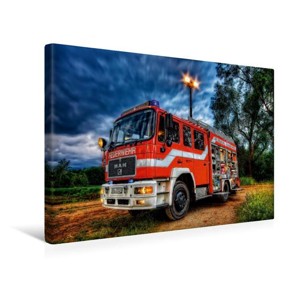 Premium Textil-Leinwand 45 cm x 30 cm quer, LF 16/12 FF BS-Hondelage | Wandbild, Bild auf Keilrahmen, Fertigbild auf echter Leinwand, Leinwanddruck - Coverbild