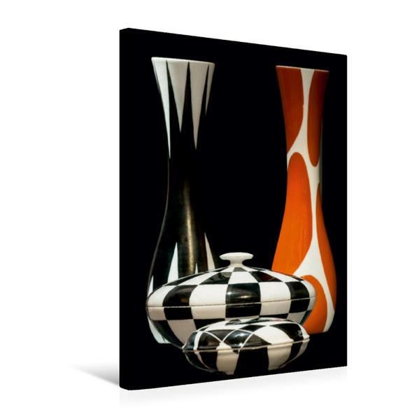 Premium Textil-Leinwand 50 cm x 75 cm hoch, Ein Motiv aus dem Kalender Augarten Porzellan Museum   Wandbild, Bild auf Keilrahmen, Fertigbild auf echter Leinwand, Leinwanddruck - Coverbild