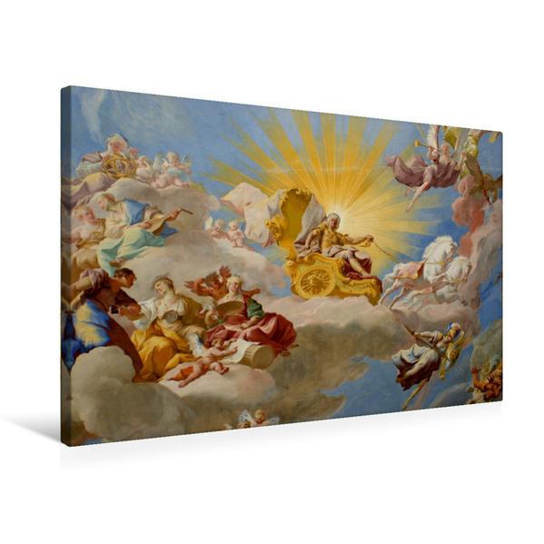 Premium Textil-Leinwand 75 cm x 50 cm quer, Ein Motiv aus dem Kalender