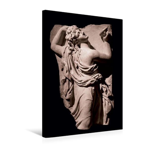 Premium Textil-Leinwand 50 cm x 75 cm hoch, Ein Motiv aus dem Kalender Meisterwerke der Bildhauerkunst | Wandbild, Bild auf Keilrahmen, Fertigbild auf echter Leinwand, Leinwanddruck - Coverbild