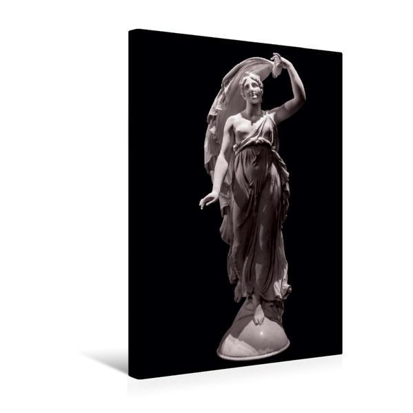 Premium Textil-Leinwand 30 cm x 45 cm hoch, Ein Motiv aus dem Kalender Meisterwerke der Bildhauerkunst | Wandbild, Bild auf Keilrahmen, Fertigbild auf echter Leinwand, Leinwanddruck - Coverbild