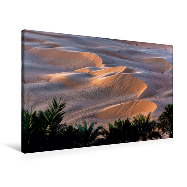 Premium Textil-Leinwand 90 cm x 60 cm quer, Letzte Sonnenstrahlen | Wandbild, Bild auf Keilrahmen, Fertigbild auf echter Leinwand, Leinwanddruck - Coverbild