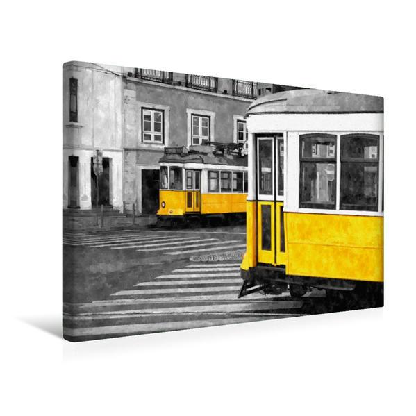 Premium Textil-Leinwand 45 cm x 30 cm quer, Martin Moniz | Wandbild, Bild auf Keilrahmen, Fertigbild auf echter Leinwand, Leinwanddruck - Coverbild