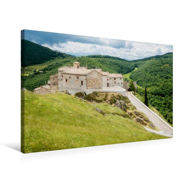 Premium Textil-Leinwand 75 cm x 50 cm quer, Elcito | Wandbild, Bild auf Keilrahmen, Fertigbild auf echter Leinwand, Leinwanddruck - Coverbild