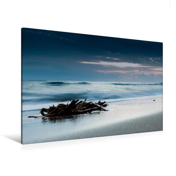 Premium Textil-Leinwand 120 cm x 80 cm quer, Verloren und gefunden   Wandbild, Bild auf Keilrahmen, Fertigbild auf echter Leinwand, Leinwanddruck - Coverbild