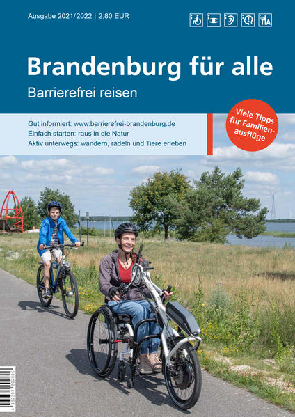 Brandenburg für alle - Coverbild