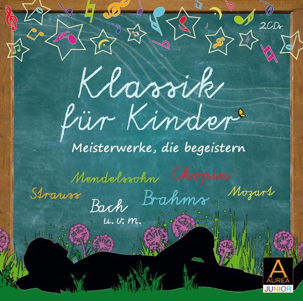 Klassik für Kinder Vol. 3 - Coverbild