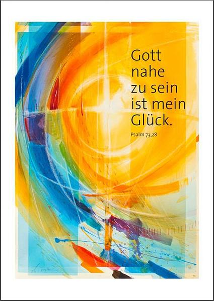 Jahreslosung 2014 - Postkarte (10er-Set)* - Coverbild