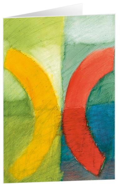 Berührung - Kunst-Faltkarten ohne Text PDF Jetzt Herunterladen