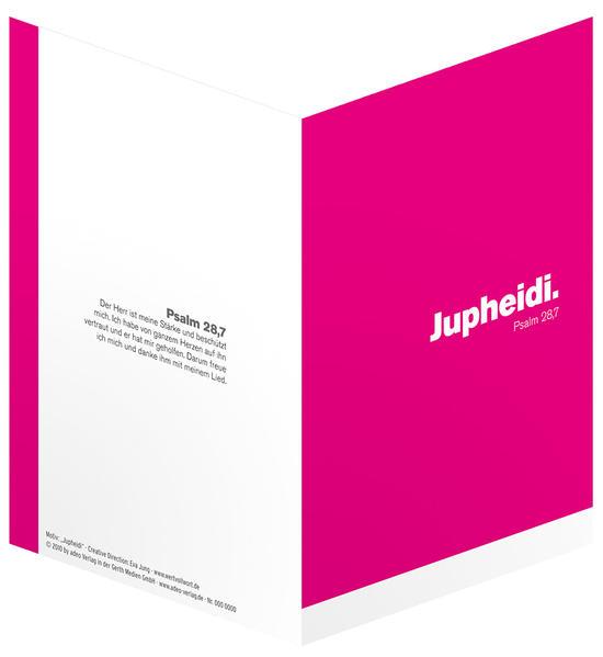 Jupheidi - Faltkarten (5 Stück) - Coverbild