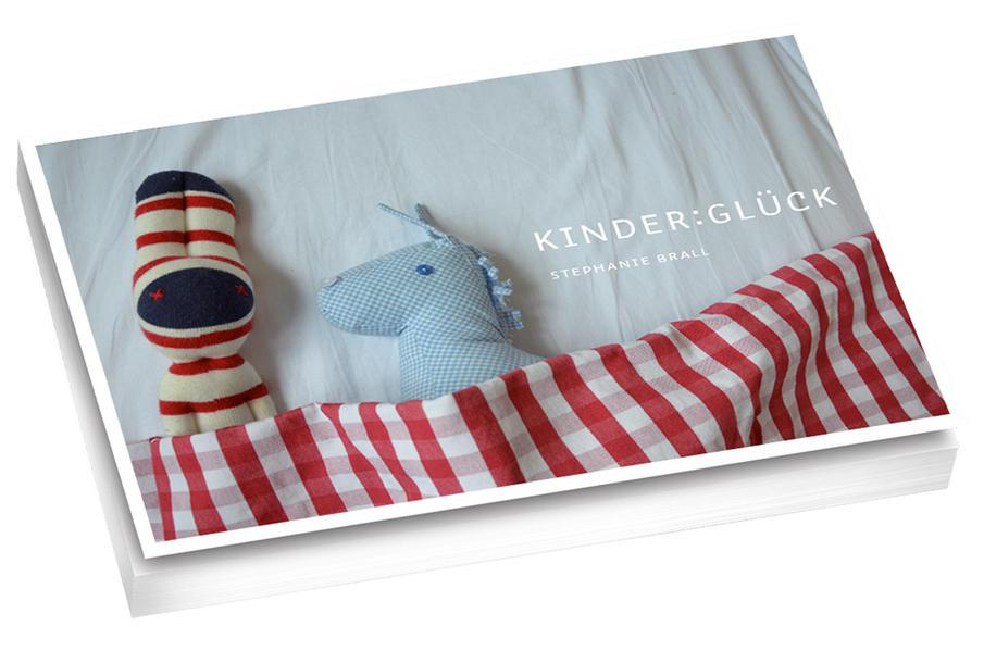 KINDER:GLÜCK - Postkartenbuch - Coverbild