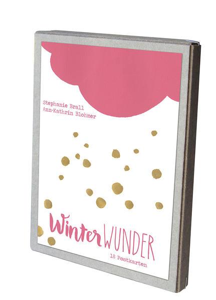 WinterWunder - Postkartenbox - Coverbild