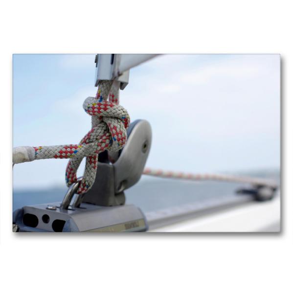 Premium Textil-Leinwand 90 cm x 60 cm quer, Unterlieksstrecker an der Baumnock | Wandbild, Bild auf Keilrahmen, Fertigbild auf echter Leinwand, Leinwanddruck - Coverbild