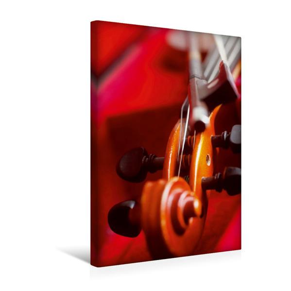 Premium Textil-Leinwand 30 cm x 45 cm hoch, Ein Motiv aus dem Kalender Musik | Wandbild, Bild auf Keilrahmen, Fertigbild auf echter Leinwand, Leinwanddruck - Coverbild
