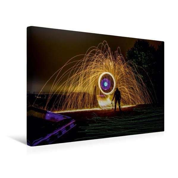 Premium Textil-Leinwand 45 cm x 30 cm quer, Visions of Light Art Photography | Wandbild, Bild auf Keilrahmen, Fertigbild auf echter Leinwand, Leinwanddruck - Coverbild