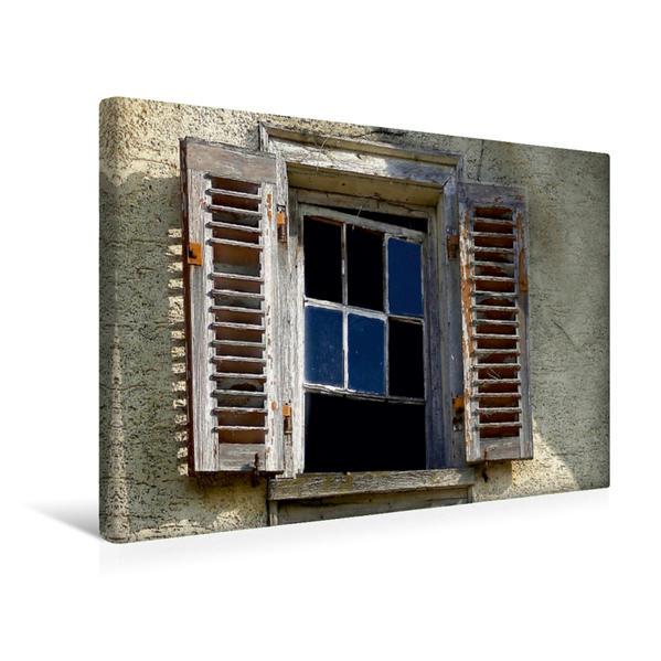 Premium Textil-Leinwand 45 cm x 30 cm quer, Durchzug | Wandbild, Bild auf Keilrahmen, Fertigbild auf echter Leinwand, Leinwanddruck - Coverbild