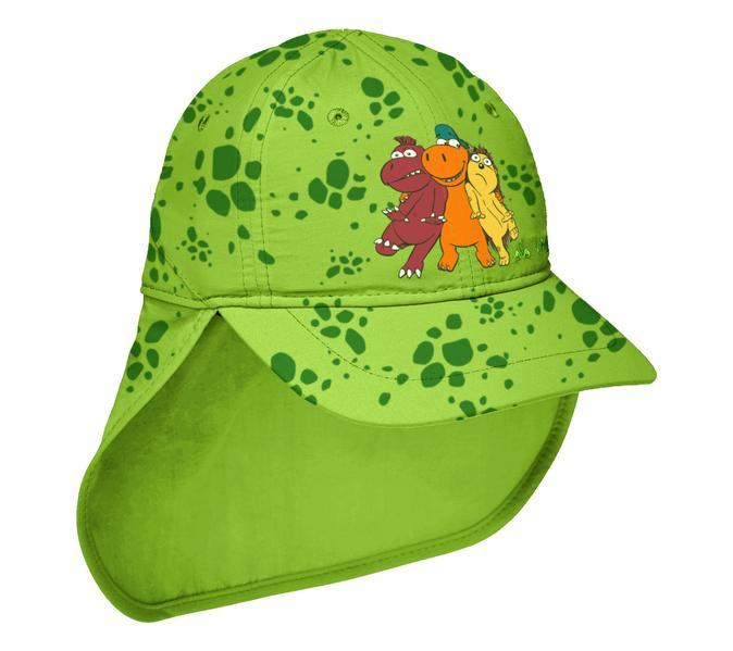 Der kleine Drache Kokosnuss - Cap - Coverbild