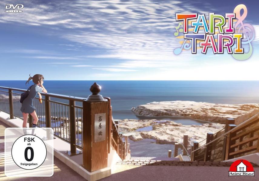 Tari Tari 02 DVD - Coverbild