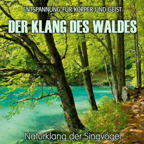 Der Klang des Waldes - Naturklang der Singvögel (ohne Musik) - Coverbild