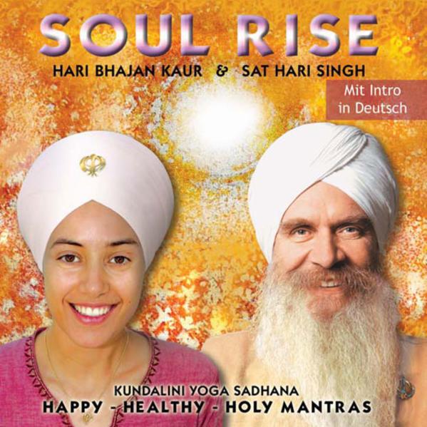 Soul Rise Sadhana - Coverbild