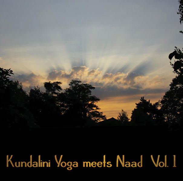 Kundalini Yoga Meets Naad Vol.1 - Coverbild