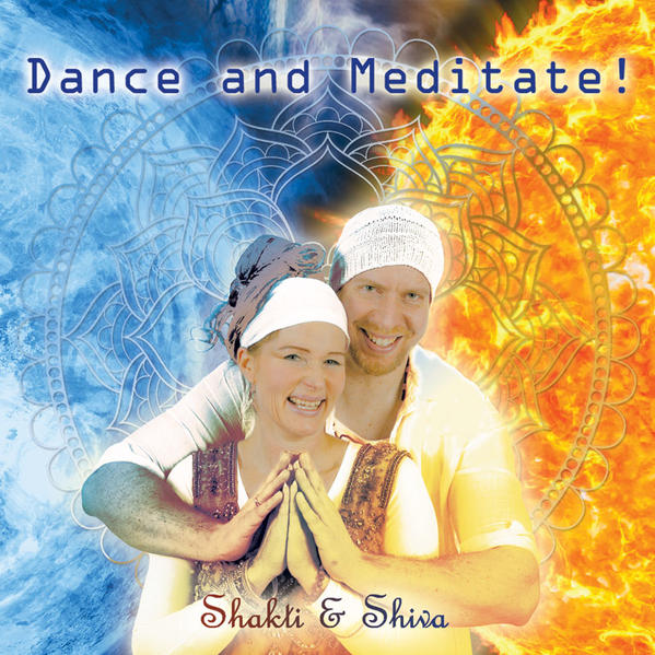 Dance and Meditate - Coverbild