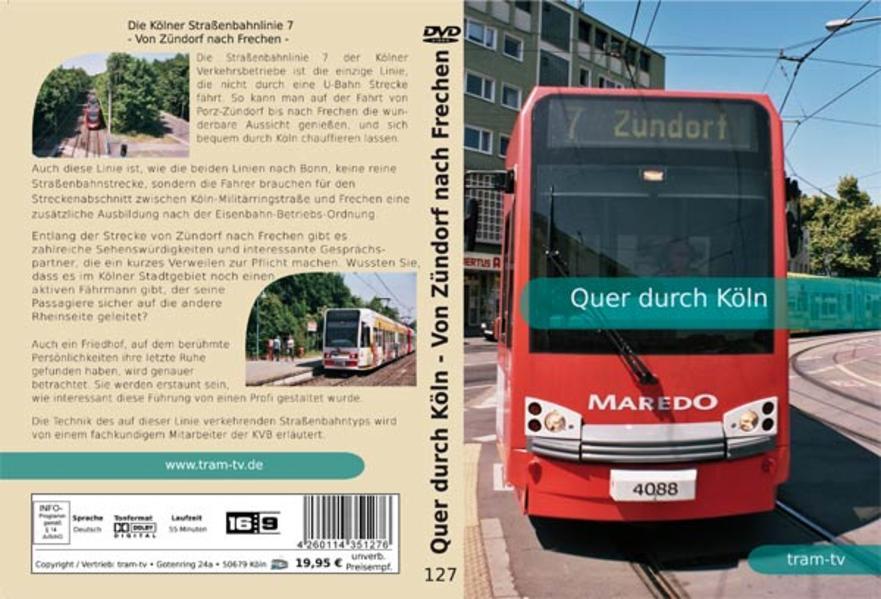 Quer durch Köln - Coverbild
