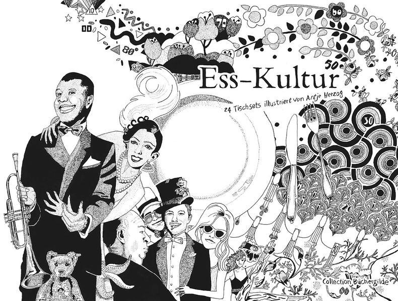 Ess-Kultur - Coverbild