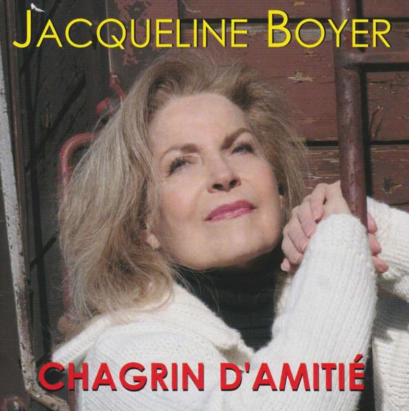 Chagrin d'Amitié - Coverbild