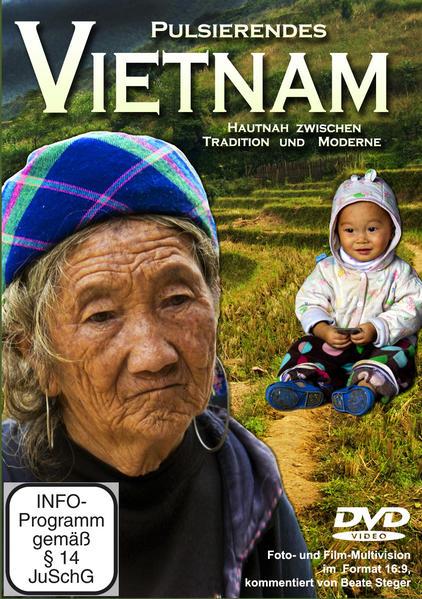 Pulsierendes Vietnam - Coverbild