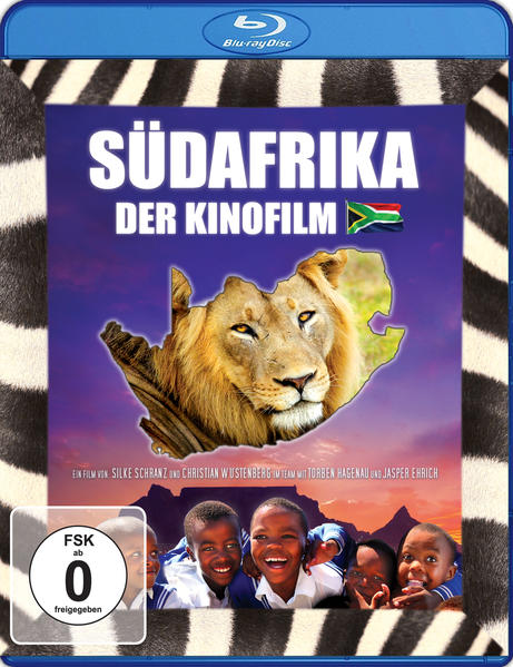 Südafrika - Der Kinofilm - Coverbild