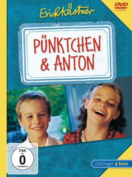 Pünktchen und Anton (DVD) - Coverbild