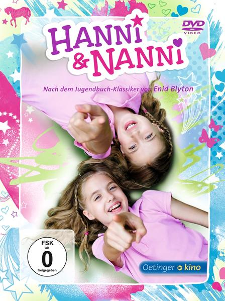 Hanni & Nanni (DVD) - Coverbild