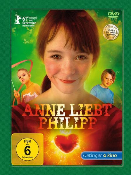 Anne liebt Philipp (DVD) - Coverbild
