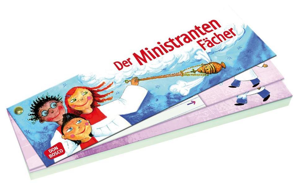 Der Ministrantenfächer - Coverbild