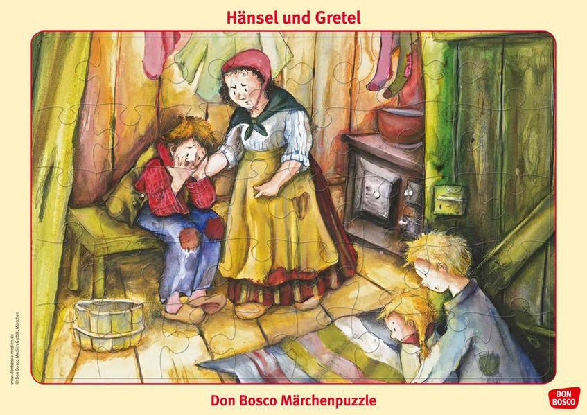 Hänsel und Gretel - Coverbild