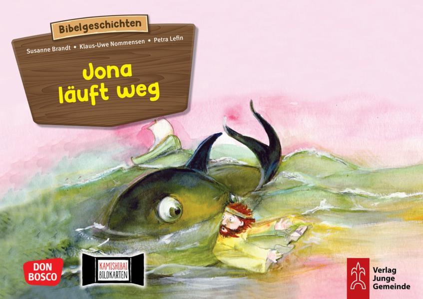 Jona läuft weg - Coverbild