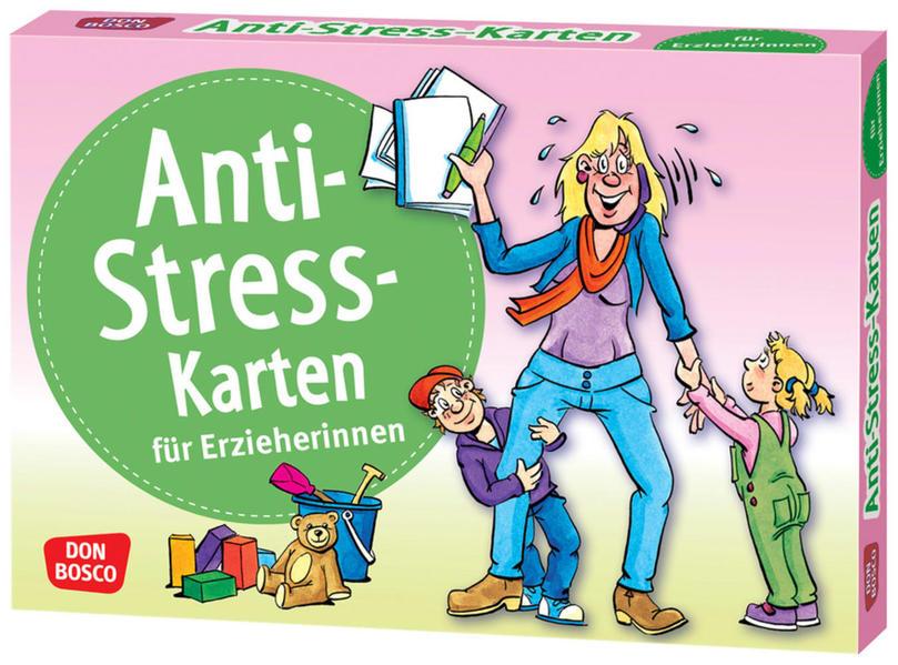 Anti-Stress-Karten für Erzieherinnen von Hildegard Kunz PDF Download