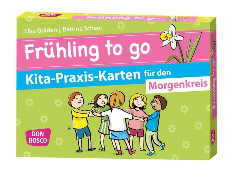 Frühling to go - Coverbild