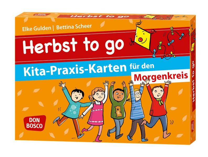 Herbst to go - Coverbild