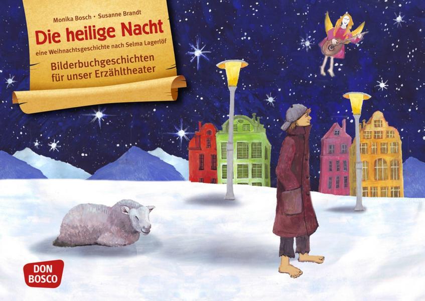 Die heilige Nacht. Eine Weihnachtsgeschichte nach Selma Lagerlöf - Coverbild
