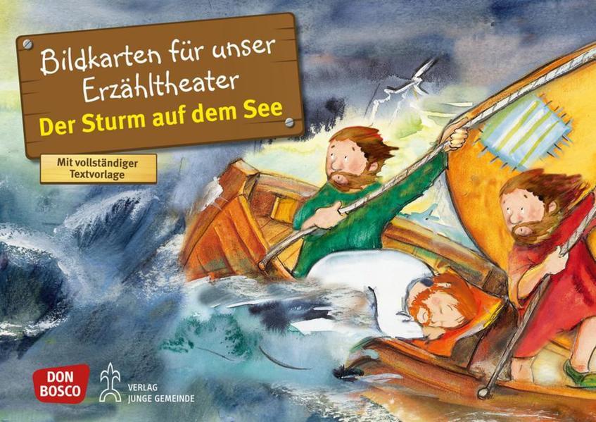Der Sturm auf dem See - Coverbild