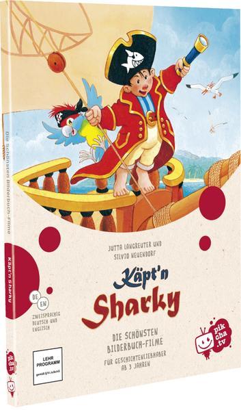 Käpt'n Sharky - Coverbild